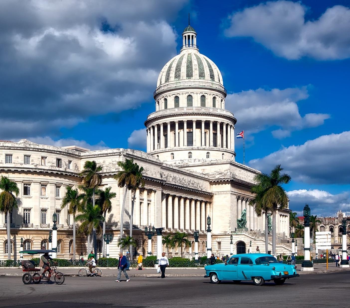 Le capitol de Cuba